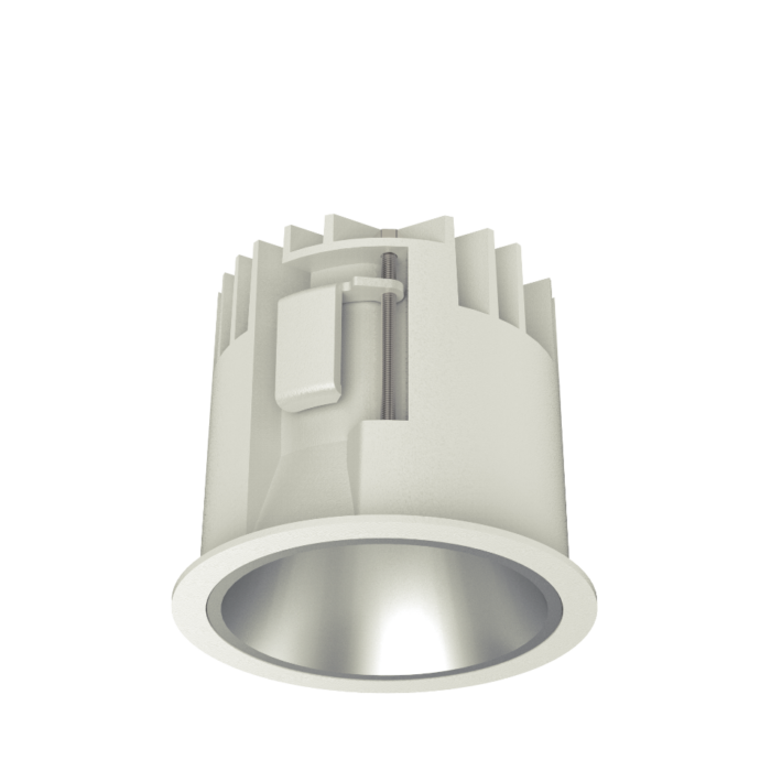 SOLE 75 LED recessed downlight perspective view